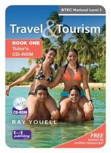 Travel & Tourism for BTEC Level 3 National Book 1 Teaching Pack