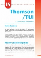 Thomson/TUI Case Study eBook