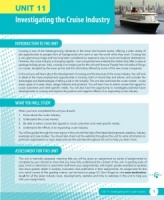 Unit 11 Investigating the Cruise Industry eUnit (2010 specifications)