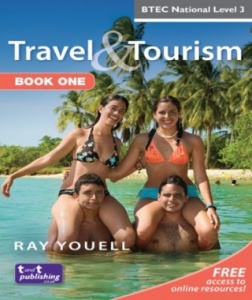 Travel & Tourism BTEC National Book 1 Textbook (2010 specifications)