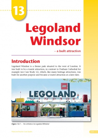 Legoland Windsor Case Study eBook