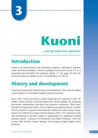 Kuoni Travel Case Study eBook
