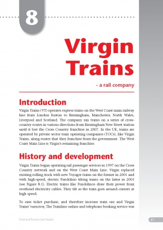 Virgin Trains Case Study eBook