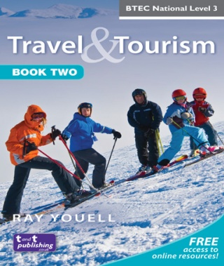 Travel & Tourism BTEC National Book 2 textbook (2010 specifications)