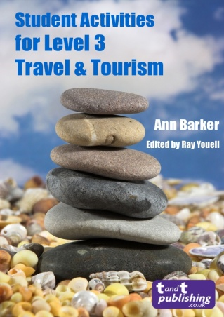 Student Activities for Level 3 Travel & Tourism eBook